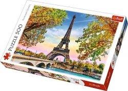 TREFL Puzzle 500 el. Romantyczny Paryż (37330)