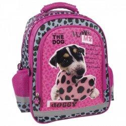 Plecak szkolny THE DOG (PL15BTD33)