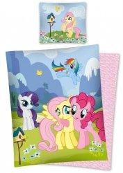 Komplet pościeli pościel My Little Pony Kucyki 160 x 200 cm (MLP30DC)