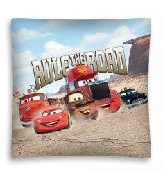Poszewka na poduszkę 3D CARS 40 x 40 cm (CARS01MF)