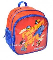 Plecak przedszkolny wycieczkowy Angry Birds (ABL309)