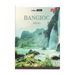 Zeszyt A5 w linię 96 kartek Bangioc (07141)
