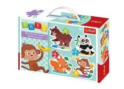 TREFL Puzzle BABY CLASSIC Przysmaki (36056)