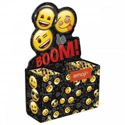Biurkowy pojemnik na przybory szkolne Emoji EMOTIKONY  (PPSEM10)