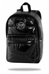 Plecak CoolPack miejski RUBY czarny GLOSS BLACK (B07220)