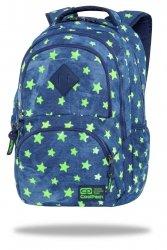 Plecak CoolPack DART 27 L żółte gwiazdy, YELLOW STARS (C19134)