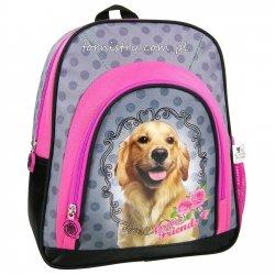 Plecak przedszkolny wycieczkowy CLEO I FRANK (PL12CF13)