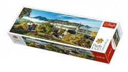 TREFL Puzzle 1000 el. PANORAMA Nad jeziorem Schliersee (29035)