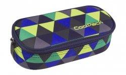 Piórnik CoolPack CAMPUS kolorowe trójkąty, PRISM ILLUSION (81891CP)