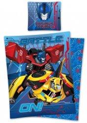 Komplet pościeli pościel Transformers 160 x 200 cm (TRF06DC)