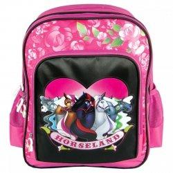 Plecak szkolny Horseland z koniem KONIE KOŃ  (PL15HL)
