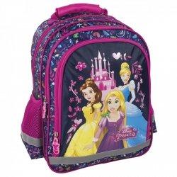 Plecak szkolny PRINCESS Księżniczki (PL15BKS10)