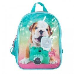 Plecak przedszkolny, wycieczkowy STUDIO PETS (PEG303)