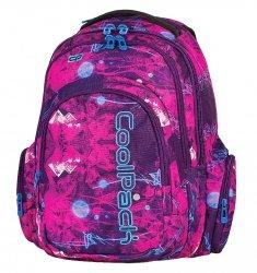 Plecak szkolny młodzieżowy COOLPACK SPARK różowo fioletowy PURPLE DESERT 537 (61377)