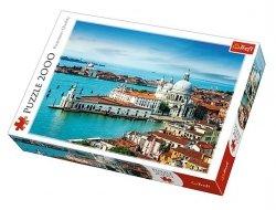 TREFL Puzzle 2000 el. Wenecja, Włochy (27085)