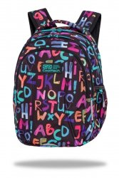Plecak wczesnoszkolny CoolPack JOY S 21L alfabet, ALPHABET (C48236)