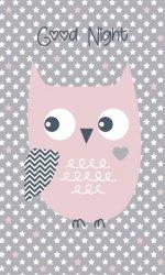Ręcznik dziecięcy OWL Sowa (10T)