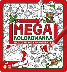 Megakolorowanka. Magiczne Boże Narodzenie (30755)