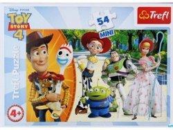 TREFL Puzzle mini 54 el. Wesoły świat Toy Story (19611)
