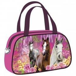 Torebka na ramię I LOVE HORSES Konie (TDKO15)