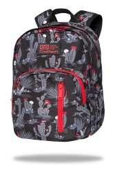 Plecak CoolPack DISCOVERY 27 L kaktusy, GRINGO (C38254)