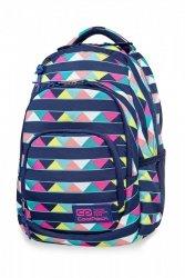 Plecak CoolPack VANCE w kolorowe pasy, CANCUN (B37101)