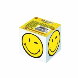 Notes kostka Smiley World, HERLITZ (48732)