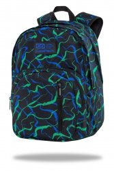 Plecak CoolPack DISCOVERY 27 L smugi, INFRAGREEN (C38250)