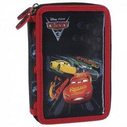 Piórnik z wyposażeniem CARS AUTA, licencja Disney (PWDCA42)