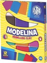 Modelina 12 kolorów ASTRA (40179)