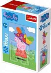TREFL Puzzle miniMaxi 20 el. Świnka Peppa (21003)
