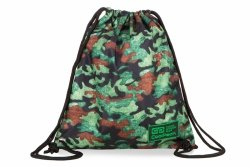 WOREK CoolPack SPRINT LINE zielone moro, CAMO FUSION GREEN (B74095)