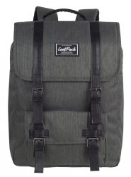 PLECAK CoolPack TRAFFIC ciemnoszary, OLIVE GREY (84352CP)