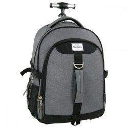 Plecak szkolny młodzieżowy na kółkach (PLM18KA35)