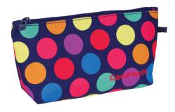 Saszetka, torba termiczna COOLPACK ICEBERG w kolorowe kropki, LOLLIPOPS 1087 (83072)