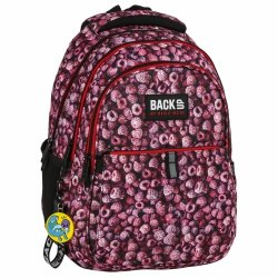 Plecak szkolny młodzieżowy BackUP MALINY (PLB2N30)