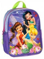 Plecak przedszkolny, wycieczkowy Wróżki Fairies Disney (DWF303)