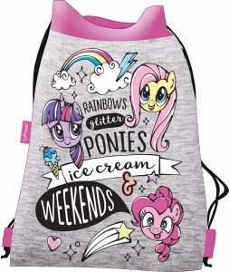 Worek na obuwie My Little Pony Kucyki (05132)