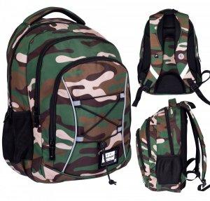 Plecak wczesnoszkolny HEAD 16 L moro, MILITARY (502021567)