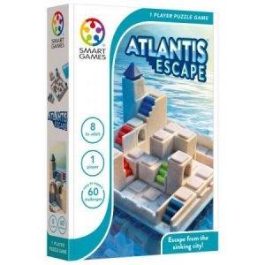 Gra logiczna Ucieczka z Atlantydy, Smart Games (SG442)