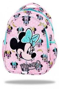 ZESTAW 2 el. Plecak wczesnoszkolny CoolPack JOY S Myszka Minnie, MINNIE MOUSE PINK (B48302SET2CZ)