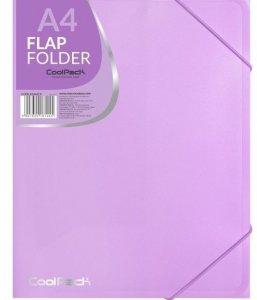 Teczka na dokumenty A4 CoolPack PASTEL PURPLE fioletowa (81445CP)