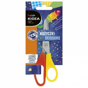 Nożyczki szkolne KIDEA (NOS1KA)