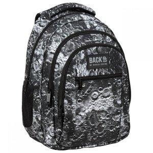 Plecak szkolny młodzieżowy BackUP 26 L  KSIĘŻYC (PLB3O49)