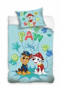 Pościel niemowlęca 100 x 135 PSI PATROL PAW PATROL (PAW211022)