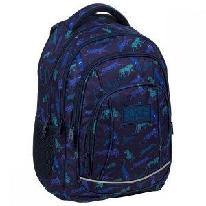 Plecak szkolny młodzieżowy BackUP 26 L LAMPARTY (PLB3A36)