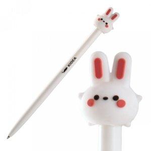 Długopis automatyczny z figurką KIDEA Króliczek (DAFBKAD)