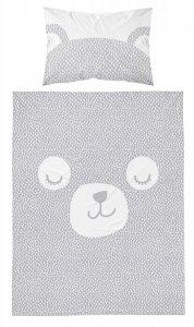 Pościel niemowlęca bambusowa 90x120 MIŚ (3035A)