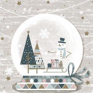 Serwetki świąteczne BOŻONARODZENIOWE Daisy (SD_GW_018101)