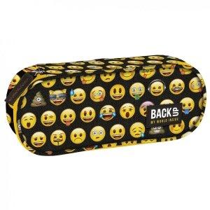 Piórnik szkolny BackUP Emoji EMOTIKONY (PB2AEM86)